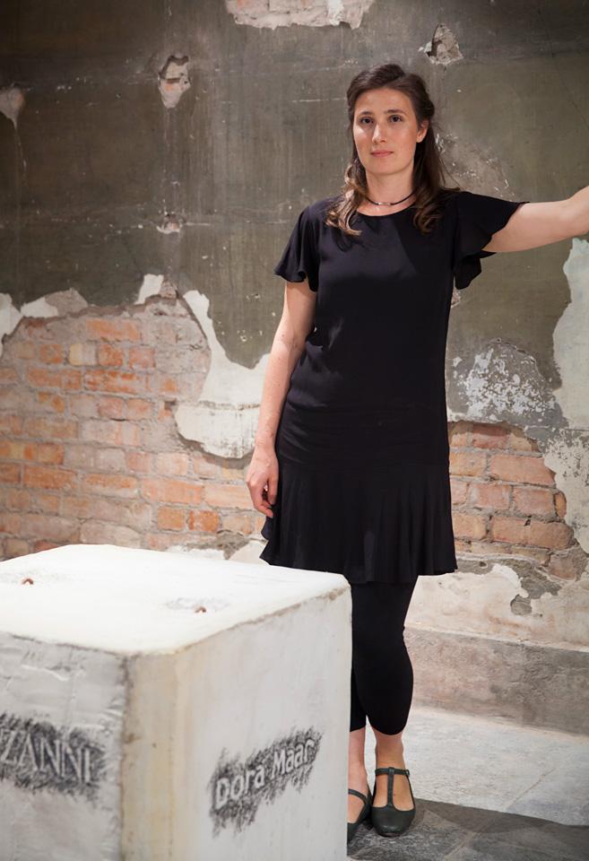 Nina Sanadze Portrait